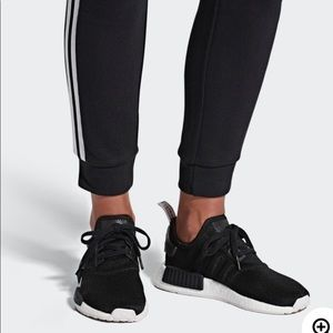 Original NMD R1 Men's Black Adidas Athletic Shoes